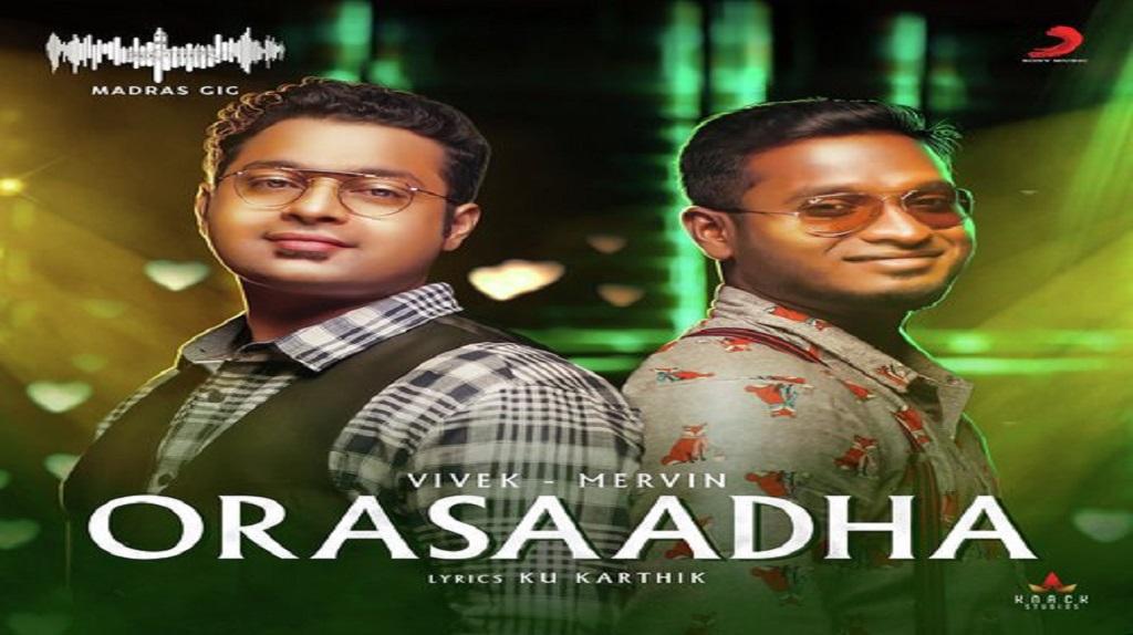 Orasaadha Song keyboard notes - Tamil keyboard notes Isaiguru in